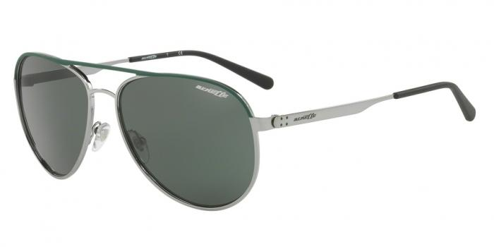 Gafas de sol Arnette AN3071 DWEET 682/71 GREEN RUBBER/GUNMETAL - GREY GREEN