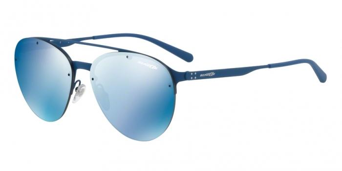 Gafas de sol Arnette AN3075 697/55 BLUE RUBBER - DARK BLUE MIRROR BLUE