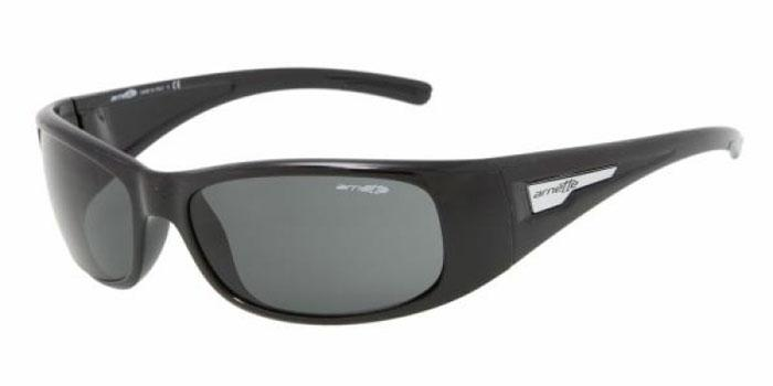 Gafas de sol Arnette AN4139 HOLD UP 41/87 GLOSS BLACK - GRAY