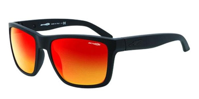 Gafas de sol Arnette AN4177 WITCH DOCTOR 447/6Q FUZZY BLACK - RED MULTILAYER