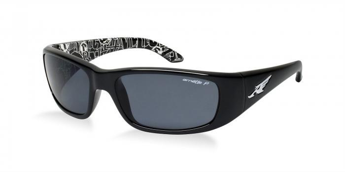 Gafas de sol Arnette AN4178 QUICK DRAW 214881 BLACK - POLAR GREY
