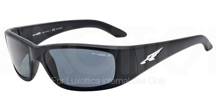 Gafas de sol Arnette AN4178 QUICK DRAW 447/81 FUZZY BLACK - POLAR GRAY