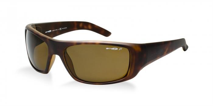 Gafas de sol Arnette AN4182 HOT SHOT 219783 MATTE HAVANA - POLAR BROWN