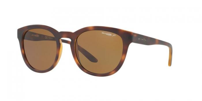 Gafas de sol Arnette AN4230 CUT BACK 237583 MATTE HAVANA - POLAR BROWN