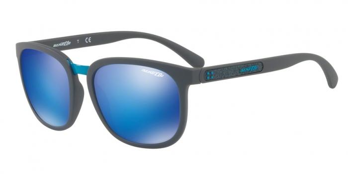 Gafas de sol Arnette AN4238 TIGARD 249025 MATTE GREY - GREEN MIRROR LIGHT BLUE