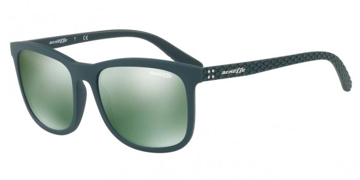 Gafas de sol Arnette AN4240 25106R MATTE PETROLEUM - LIGHT GREEN MIRROR PETROLEUM