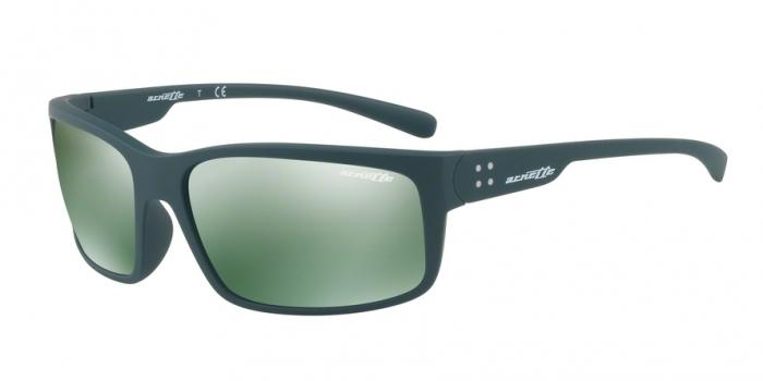 Gafas de sol Arnette AN4242 25106R MATTE PETROLEUM - LIGHT GREEN MIRROR PETROL