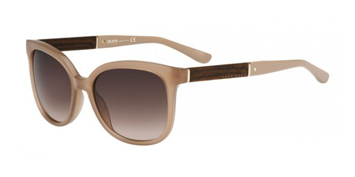 Gafas de sol BOSS Hugo Boss BOSS 0663/S NOY (K8) BROWN/WOOD/MUD / BROWN SHADED