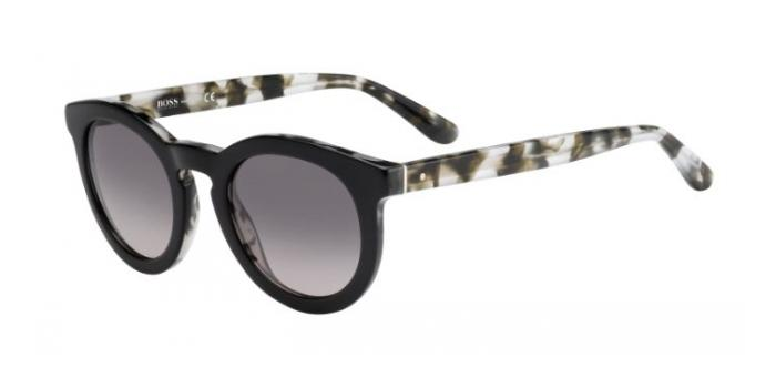 Gafas de sol BOSS Hugo Boss BOSS 0742/S KIL (EU) BLACK/HAVANA CRYSTAL / GREY SHADED