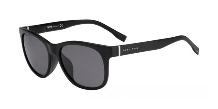 Gafas de sol BOSS Hugo Boss BOSS 0749/F/S DL5 (TD) MATTE BLACK / GREY POLARIZED