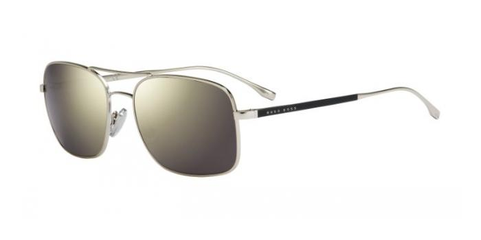 Gafas de sol BOSS Hugo Boss BOSS 0781/S 0I5 (HJ) LIGHT GOLD/BLACK / GUN METAL FLASH