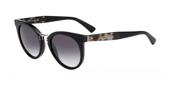 Gafas de sol BOSS Hugo Boss BOSS 0793/S T9Z (9C) BLACK/GREY HAVAN / DARK GREY SHADED