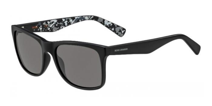 Gafas de sol Boss Orange BO 0211/S MYC (Y1) BLACK/GREY / GREY