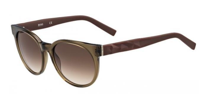 Gafas de sol Boss Orange BO 0236/S LEO (JD) BROWN / BROWN SHADED