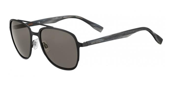 Gafas de sol Boss Orange BO 0301/S 003 (IR) MTT BLACK - GREY BLUE