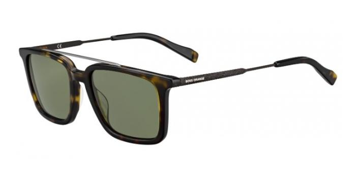 Gafas de sol Boss Orange BO 0305/S 086 (QT) DKHAVANA - GREEN