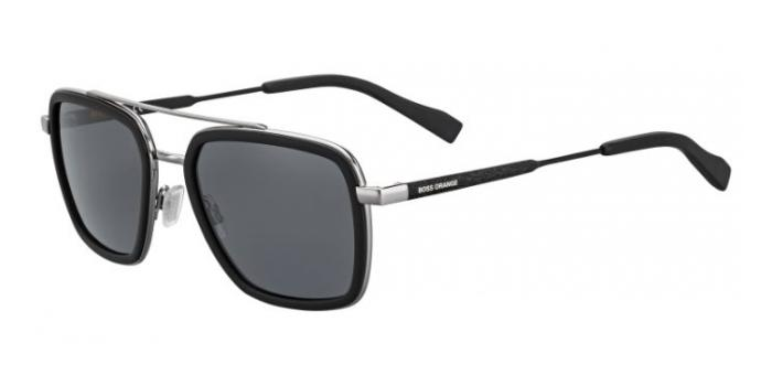 Gafas de sol Boss Orange BO 0306/S 003 (IR) MTT BLACK - GREY BLUE