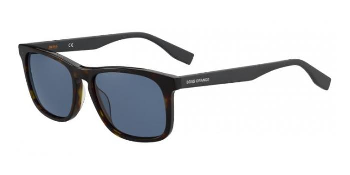 Gafas de sol Boss Orange BO 0317/S 086 (KU) DKHAVANA - BLUE AVIO