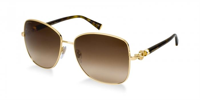 Gafas de sol Bvlgari BV6062K 393/3B GOLD PLATED - BROWN GRADIENT