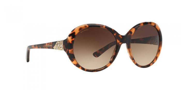 Gafas de sol Bvlgari BV8154B 529413 RED HAVANA - BROWN GRADIENT