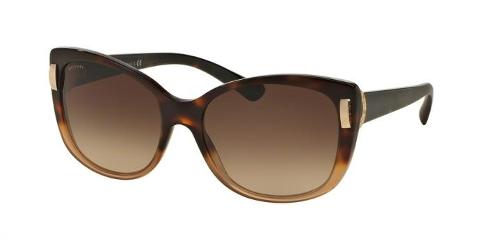 Gafas de sol Bvlgari BV8170 536213 BROWN HAVANA GRADIENT - BROWN GRADIENT