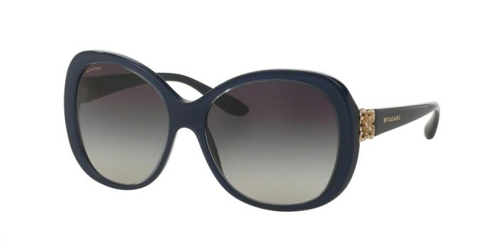 Gafas de sol Bvlgari BV8171B 53908G TOP CRYSTAL ON BLUE - GREY GRADIENT