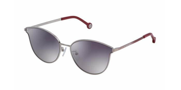 Gafas de sol Carolina Herrera SHE104 0579 BLANCO DEGRADADO GRANATE - GRIS DEGRADADO