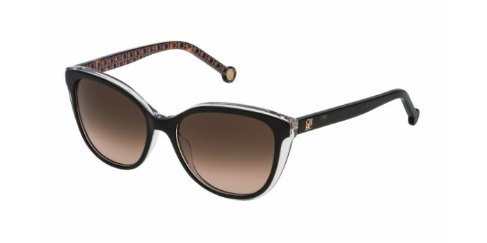 Gafas de sol Carolina Herrera SHE694 09W2 HABANA OSCURO - MARRÓN DEGRADADO