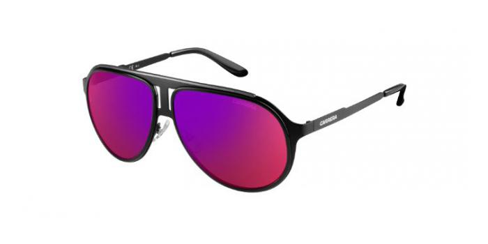 Gafas de sol Carrera CARRERA 100/S HKQ (MI) BLACK/RUTHENIUM / GREY INFRARED