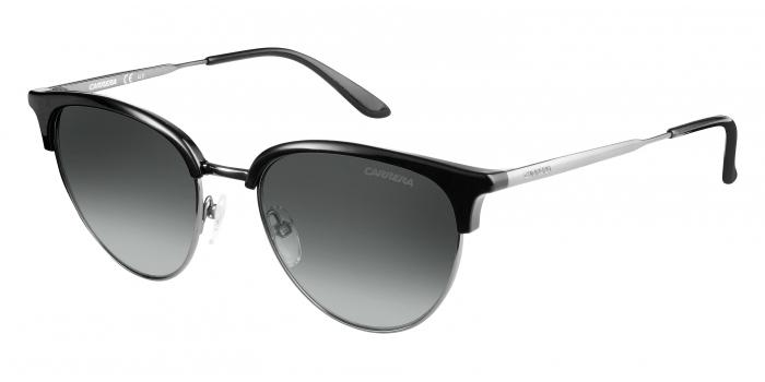 Gafas de sol Carrera CARRERA 117/S CVL (7Z) DARK RUTHENIUM/BLACK / GREY SHADED