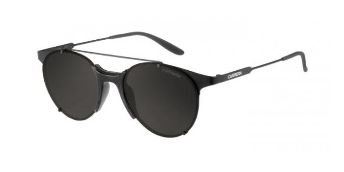 Gafas de sol Carrera CARRERA 128/S 003 (NR) MTT BLACK / BROWN GREY
