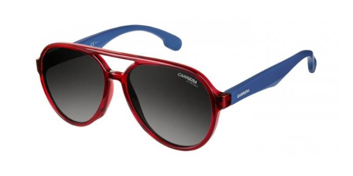 Gafas de sol Carrera CARRERINO 22 C9A (9O) RED / DARK GREY SF