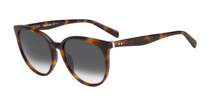 Gafas de sol Celine CL 41068/S THIN MARY 05L (XM) HAVANA / GREEN DEGRADE
