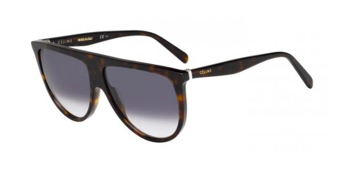 Gafas de sol Celine CL 41435/ THIN SHADOW 086 (W2) DARK HAVANA / DARK GREY GRADIENT