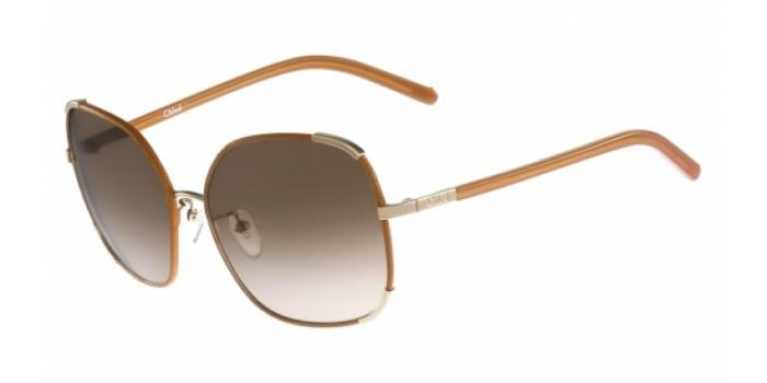 Gafas de sol Chloe CE109SL 722 GOLD/LIGHT BROWN