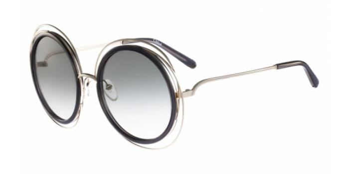 Gafas de sol Chloe CE120S 731 GOLD/TRANSPARENT GREY