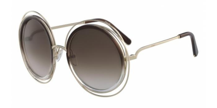 Gafas de sol Chloe CE120S 742 GOLD/GRADIENT BROWN