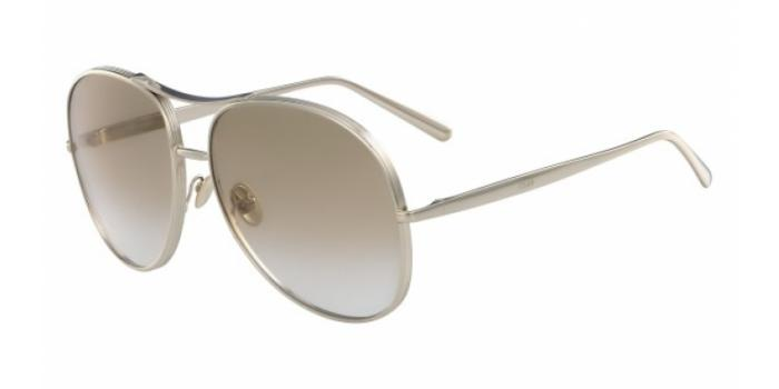 Gafas de sol Chloe CE127S 722 GOLD/LIGHT BROWN