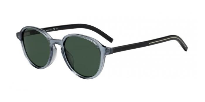 Gafas de sol Dior Homme BLACKTIE240S 08A (QT) BLACKGREY - GREEN