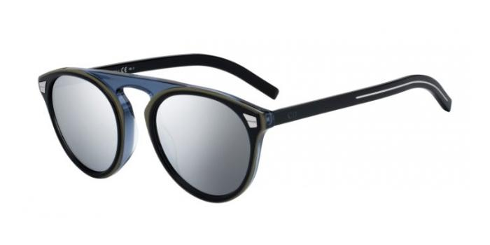 Gafas de sol Dior Homme DIORTAILORING2 BHP (DC) GREENBLAC / EXTRA WHITE ML