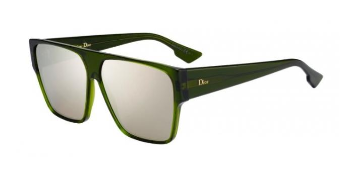 Gafas de sol Dior DIORHIT 1ED (SQ) GREEN - MULTILAYER GOLD