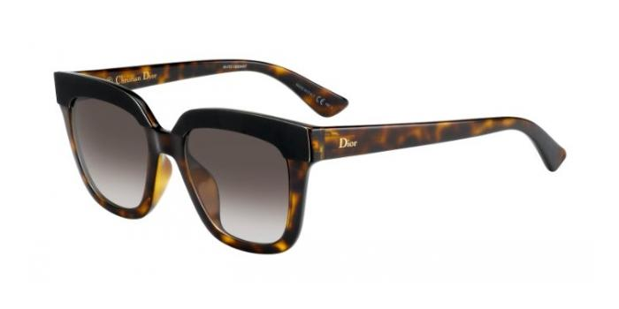 Gafas de sol Dior DIORSOFT2 EDJ (HA) HAVANA / BROWN GRADIENT