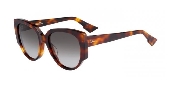 Gafas de sol Dior DIORNIGHT1 05L (HA) HAVANA / BROWN GRADIENT