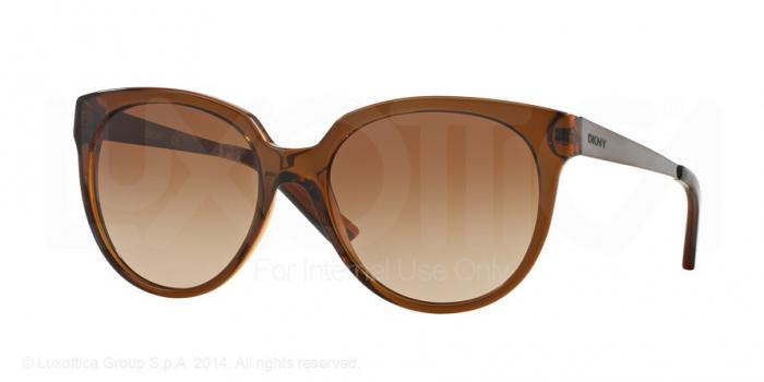 Gafas de sol DKNY DY4128 367513 BROWN/BROWN TRANSPARENT - BROWN GRADIENT
