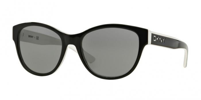 Gafas de sol DKNY DY4133 362787 BLACK WHITE - GREY SOLID