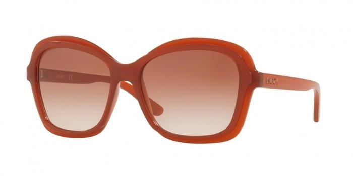 Gafas de sol DKNY DY4147 373213 RED TRANSPARENT - AMBER GRADIENT