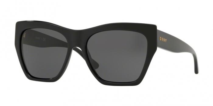 Gafas de sol DKNY DY4156 368887 BLACK - DARK GREY SOLID