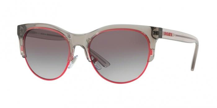 Gafas de sol DKNY DY4160 369111 TRANSPARENT LIGHT GRAY - GRAY GRADIENT
