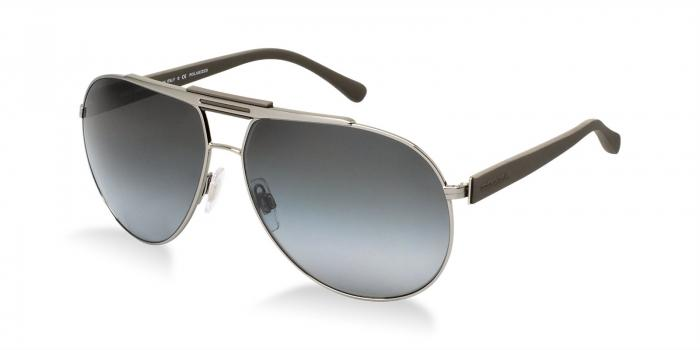 Gafas de sol Dolce & Gabbana DG2119 OVER MOLDED RUBBER 1186T3 GUNMETAL - POLAR GRAY GRADIENT