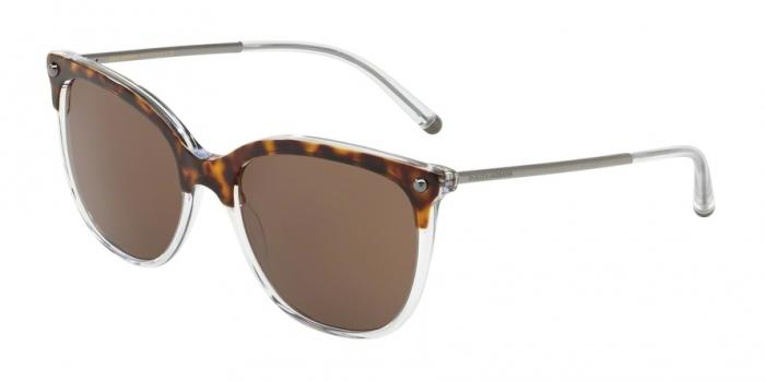 Gafas de sol Dolce & Gabbana DG4333 757/73 TOP HAVANA ON CRYSTAL - BROWN